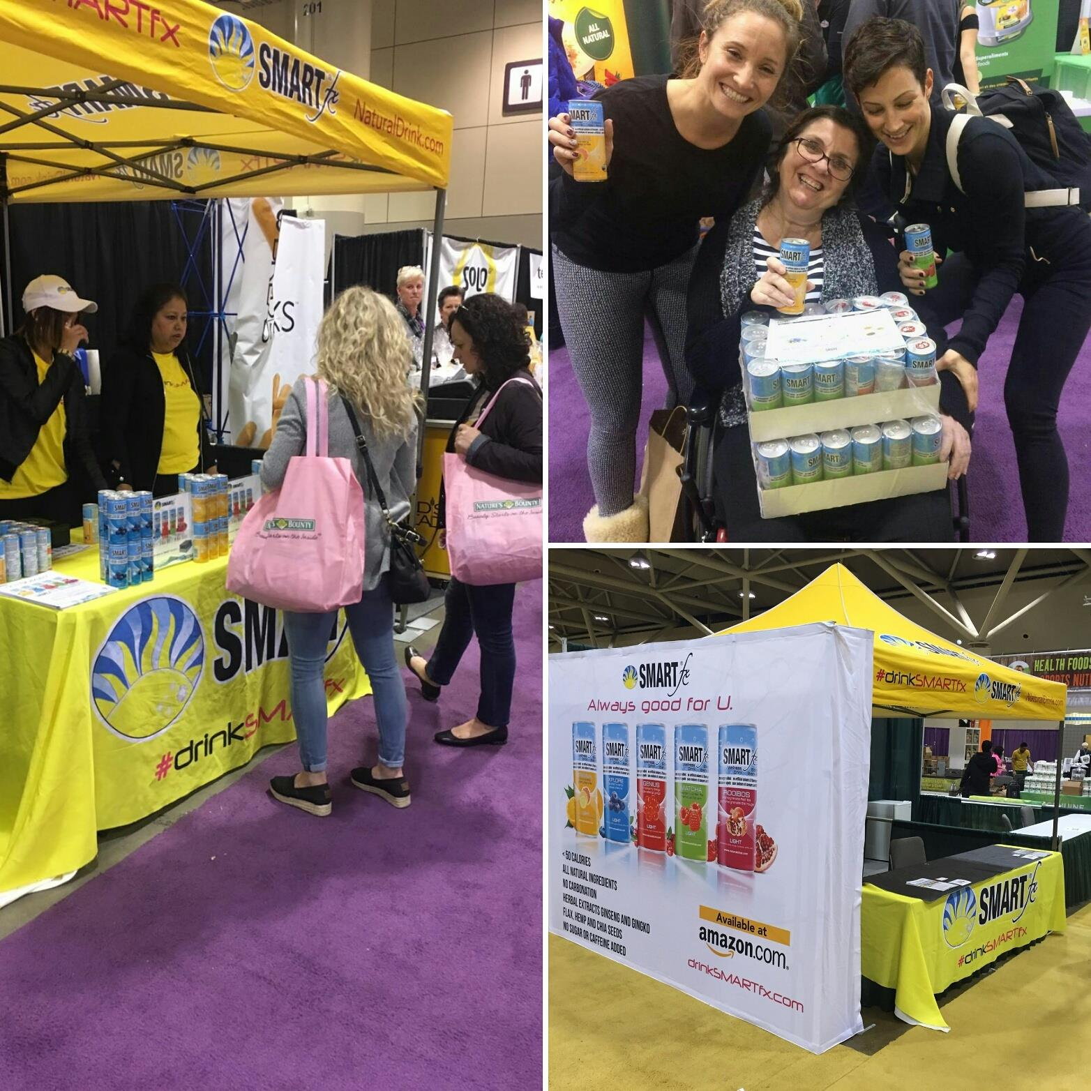 Energizing Naturally with the National Women's Show in Toronto