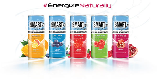 SMARTfx Health and Wellness Beverages