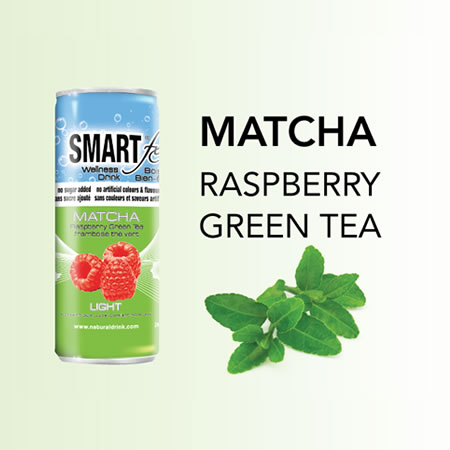 MATCHA Raspberry Green Tea