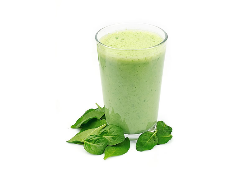SUPER MATCHA Green Tea Antioxidant Smoothie